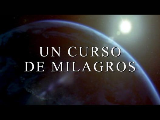 CARTEL II UN CURSO DE MILAGROS